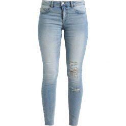 Boyfriendy damskie: JDY JDYSKINNY FLORA ANKLE Jeans Skinny Fit light blue denim