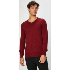 Medicine - Sweter Basic. Brązowe swetry klasyczne męskie marki MEDICINE, l, z bawełny. Za 99,90 zł.