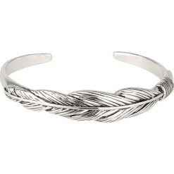 Bransoletki męskie: Icon Brand PLUME CUFF Bransoletka silvercoloured