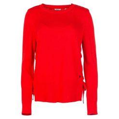 Mustang Sweter Damski L Czerwony. Niebieskie swetry klasyczne damskie marki Mustang, z aplikacjami, z bawełny. Za 299,00 zł.