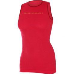 Bluzki damskie: Brubeck Koszulka damska 3D Run PRO malinowa r. S (TA10300)