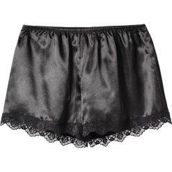 Piżamy damskie: Szorty od piżamy – Czarny