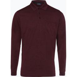 Ragman - Męska koszulka polo, czerwony. Czerwone koszulki polo Ragman, l, z bawełny. Za 229,95 zł.