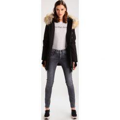 GStar MIDGE CODY MID SKINNY Jeans Skinny Fit dark aged cobler. Szare jeansy damskie marki G-Star, z bawełny. W wyprzedaży za 349,50 zł.