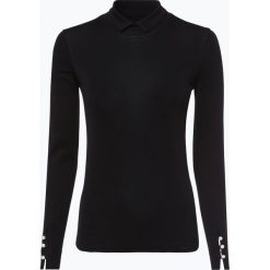 Marc Cain Collections - Damska koszulka z długim rękawem, czarny. Czarne t-shirty damskie Marc Cain Collections. Za 759,95 zł.