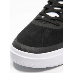 Nike SB BRUIN HYPERFEEL Tenisówki i Trampki black/dark grey/white/max orange. Czarne trampki męskie Nike SB, z materiału. W wyprzedaży za 199,50 zł.