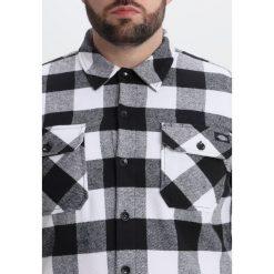Dickies SACRAMENTO Koszula black. Szare koszule męskie marki Dickies, na zimę, z dzianiny. Za 219,00 zł.