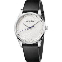 ZEGAREK CALVIN KLEIN K8S211C6. Szare zegarki męskie marki Calvin Klein, szklane. Za 989,00 zł.