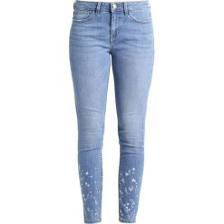 Jeansy damskie: TOM TAILOR DENIM JONA Jeans Skinny Fit light stone wash denim