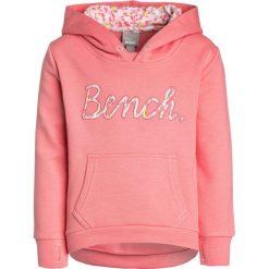 Bluzy chłopięce rozpinane: Bench SCRIPT HOODY Bluza z kapturem strawberry pink