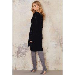 Sukienki hiszpanki: IMVEE Sukienka z rozcięciem – Black