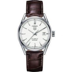 ZEGAREK TAG HEUER CARRERA WAR211B.FC6181. Czarne zegarki męskie marki KALENJI, ze stali. Za 9770,00 zł.