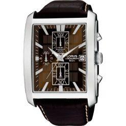 Zegarek Lorus Męski RM319BX9 Chronograf brązowy. Brązowe zegarki męskie Lorus. Za 346,99 zł.