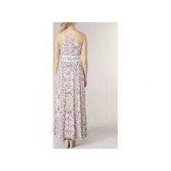 Sukienki długie Naf Naf  LIBOLLY R2. Szare sukienki marki NAF NAF. Za 407,20 zł.