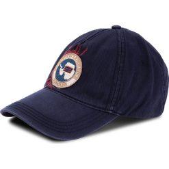 Czapka NAPAPIJRI - Fiarra 1 N0YHNC176 Blu Marine 176. Niebieskie czapki damskie marki Napapijri, z bawełny. W wyprzedaży za 159,00 zł.
