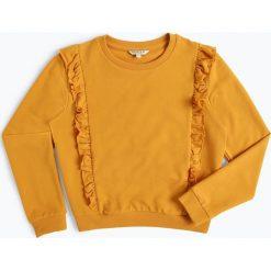 Review - Dziewczęca bluza nierozpinana, żółty. Żółte bluzy dziewczęce rozpinane Review. Za 89,95 zł.