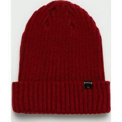 Medicine - Czapka Retro Racer. Czerwone czapki zimowe męskie marki MEDICINE, na zimę, z dzianiny, retro. Za 39,90 zł.