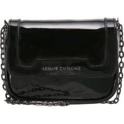 Kopertówki damskie: Armani Exchange MESSENGER BAG Kopertówka nero