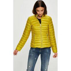 Broadway - Kurtka. Brązowe kurtki damskie pikowane marki Broadway, m, z materiału. W wyprzedaży za 239,90 zł.