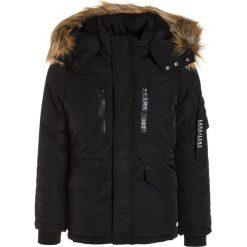 Cars Jeans BARROW Płaszcz zimowy black. Czarne płaszcze dziewczęce Cars Jeans, na zimę, z jeansu. W wyprzedaży za 271,20 zł.