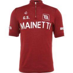 De Marchi MAINETTI Sweter burnt. Czerwone swetry klasyczne męskie De Marchi, m, z wełny. Za 759,00 zł.
