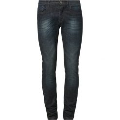 Benetton Jeans Skinny Fit blue. Niebieskie jeansy męskie marki Benetton. W wyprzedaży za 139,30 zł.