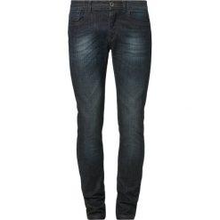 Jeansy męskie: Benetton Jeans Skinny Fit blue