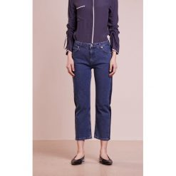 Boyfriendy damskie: MAX&Co. DANUBIO Jeansy Straight Leg midnight blue