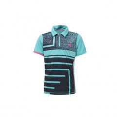 Koszulki polo z krótkim rękawem Dziecko adidas  Koszulka polo Seasonal. Zielone t-shirty chłopięce z krótkim rękawem Adidas. Za 179,00 zł.