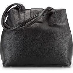 Torebka damska 85-4E-452-1. Czarne torebki klasyczne damskie Wittchen. Za 489,00 zł.