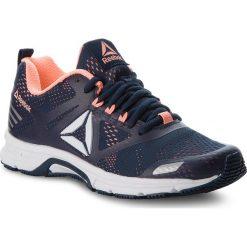 Buty Reebok - Ahary Runner CN5345  White/Navy/Pink. Niebieskie buty do biegania damskie marki Reebok, z materiału. W wyprzedaży za 179,00 zł.