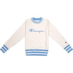 Bluzy damskie: CHAMPION Bluza damska Champion Crewneck Sweatshirt niebieska r. XS