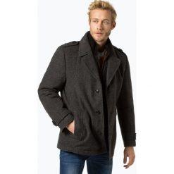 Finshley & Harding - Kurtka męska – Columbus, szary. Czarne kurtki męskie pikowane marki Finshley & Harding, w kratkę. Za 599,95 zł.