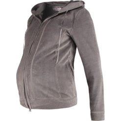Bluzy rozpinane damskie: bellybutton Bluza rozpinana warm taupe