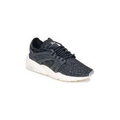 Buty do biegania Puma  BLAZE CAGE EVOKNIT. Czarne buty do biegania damskie marki Puma. Za 415,20 zł.