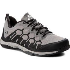 Buty COLUMBIA - ATS Trail FS38 OutDry BM2764 Tl Grey Stell/Steam 033. Szare buty sportowe męskie Columbia, z materiału, do biegania. W wyprzedaży za 359,00 zł.