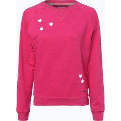 Bluzy damskie: Marie Lund - Damska bluza nierozpinana, różowy