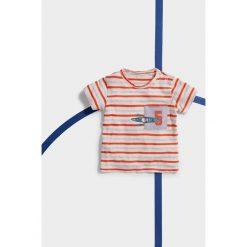 Odzież chłopięca: Mango Kids - T-shirt dziecięcy Montgat 80-104 cm