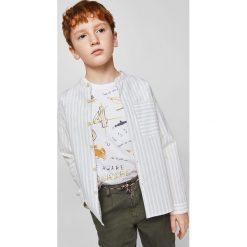 T-shirty chłopięce: Mango Kids – T-shirt dziecięcy Technic 110-164 cm