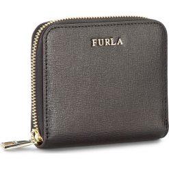 Mały Portfel Damski FURLA - Babylon 871038 P PR84 B30 Onyx. Czerwone portfele damskie marki Furla, ze skóry. Za 480,00 zł.
