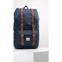 Herschel LITTLE AMERICA  Plecak dark blue. Niebieskie plecaki męskie Herschel. Za 489,00 zł.