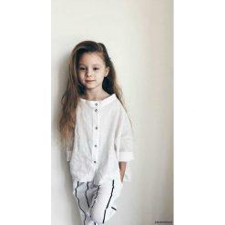 Odzież dziecięca: Koszula lniana