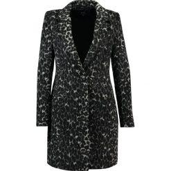 Płaszcze damskie pastelowe: Bardot MINI LEOPARD Płaszcz wełniany /Płaszcz klasyczny dunkelgrauv