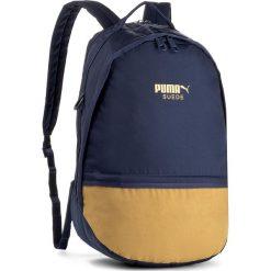 Plecak PUMA - Suede Backpack 075087 03 Granatowy. Niebieskie plecaki damskie Puma. W wyprzedaży za 159,00 zł.
