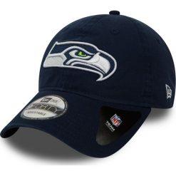 New Era - Czapka Seattle Seahawks Nfl. Czapki z daszkiem męskie New Era, z poliesteru. W wyprzedaży za 79,90 zł.