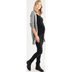 Jeansy damskie: Supermom Jeans Skinny Fit black denim