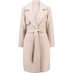 Płaszcze damskie pastelowe: 2nd Day Płaszcz wełniany /Płaszcz klasyczny beige