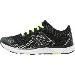 Buty sportowe damskie: New Balance WXAGLBW2 Obuwie do biegania startowe black/lime glo