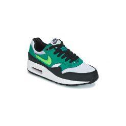 Buty Dziecko Nike  AIR MAX 1 GRADE SCHOOL. Białe trampki chłopięce Nike. Za 439,00 zł.