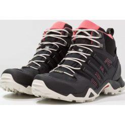 Buty trekkingowe damskie: adidas Performance TERREX SWIFT R GTX Buty trekkingowe core black/granit